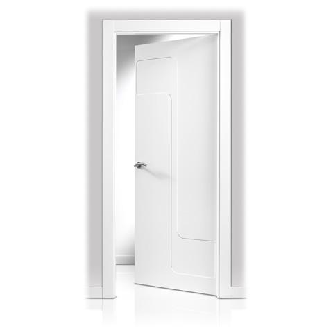 Puerta lacada san rafael serie 902 decoraciones mabel - Puertas lacadas san rafael ...