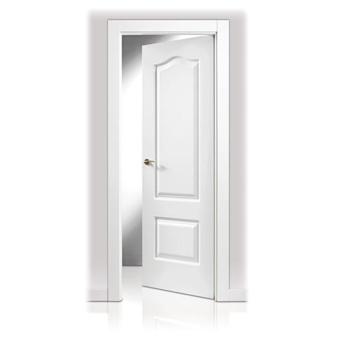 Puerta lacada en block san rafael serie 9250 - Puertas lacadas san rafael ...