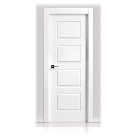 Puerta lacada en block san rafael serie 9400 - Puertas lacadas san rafael ...