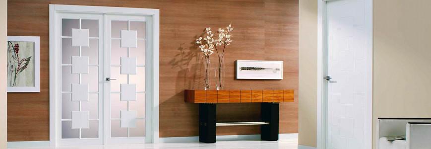 Catalogo de puertas lacadas en blanco decoraciones mabel - Precio de puertas lacadas en blanco ...