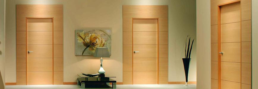 Catalogo de puertas de interior modernas decoraciones mabel for Modelo de puertas para habitaciones modernas