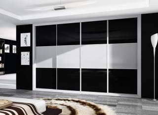 Frente de armario Oslo Serie Zen 205