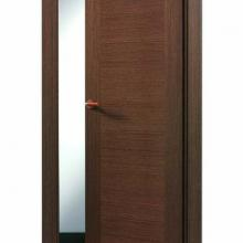 Puerta Serie Lisa MH Wengué Uniforme
