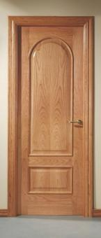 Puerta Serie Clasica Medio PuntoTm