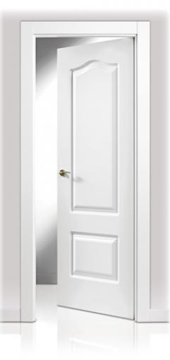 Puerta Lacada en block San Rafael Serie 9250
