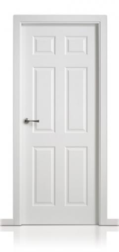 Puerta Lacada en block San Rafael Serie 9460